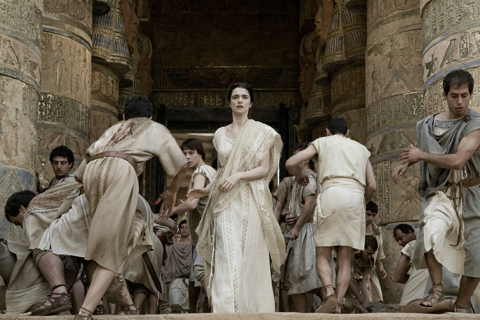 a history of hypatia and its representation in the film agora