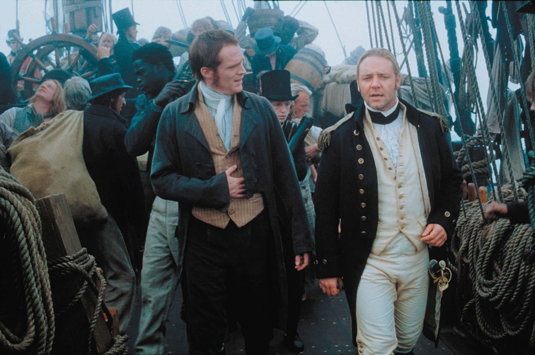 Master and Commander Sequel Still A Possibility Says