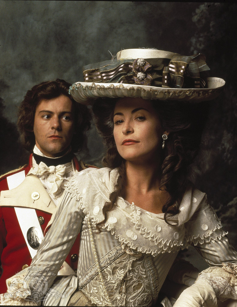 the madness of king george It's time to watch the madness of king george costume movie, both for great costumes but also for a highly entertaining story prinny ftw.