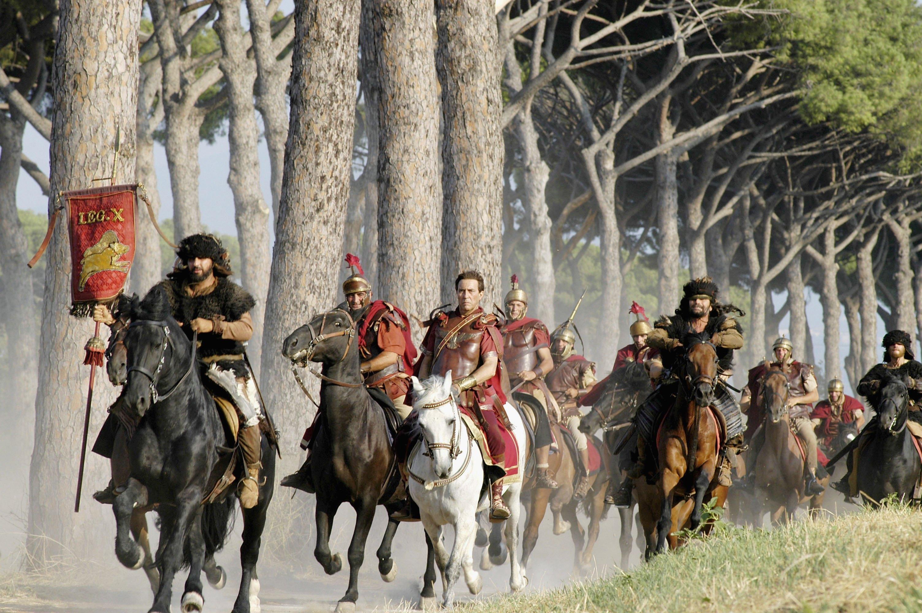 историческое про рим кино